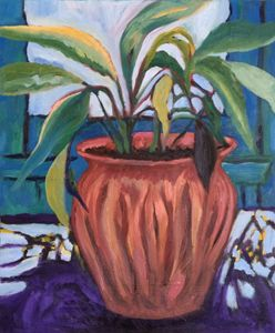 Pretentious Plant