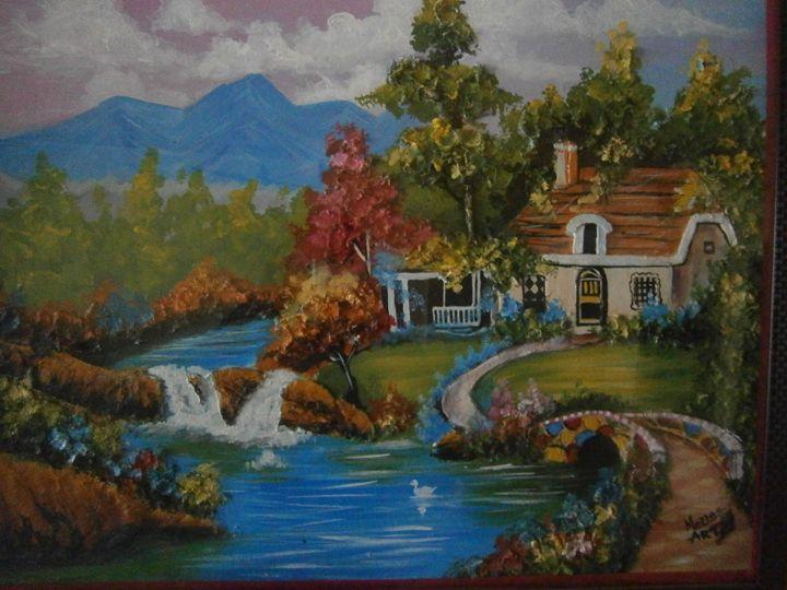 Nature's Art - mona's art