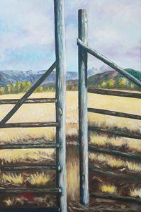 Wyoming Cowboy Ranch