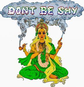 Dont Be Shy main logo