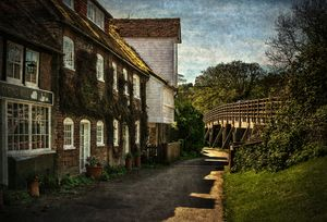 Goring on Thames Watermill