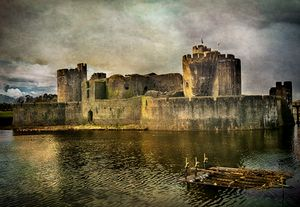 Caerphilly's Stronghold
