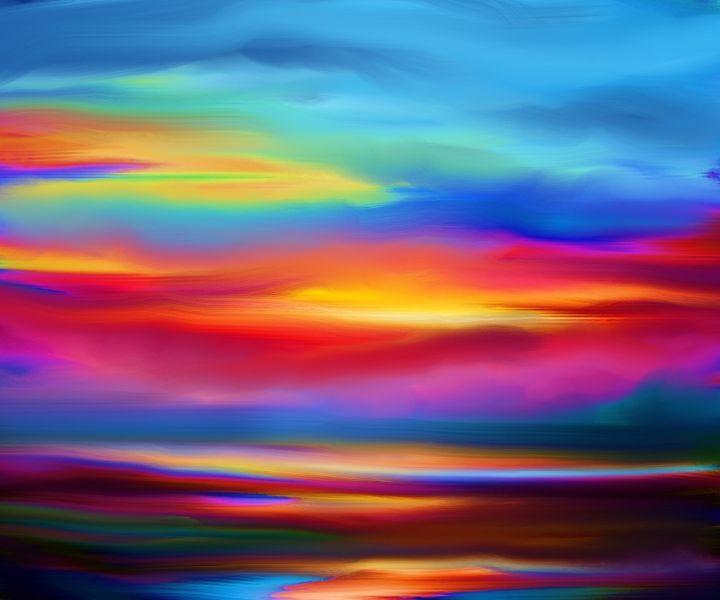 Sunset Dreams - Nikolina Andrea