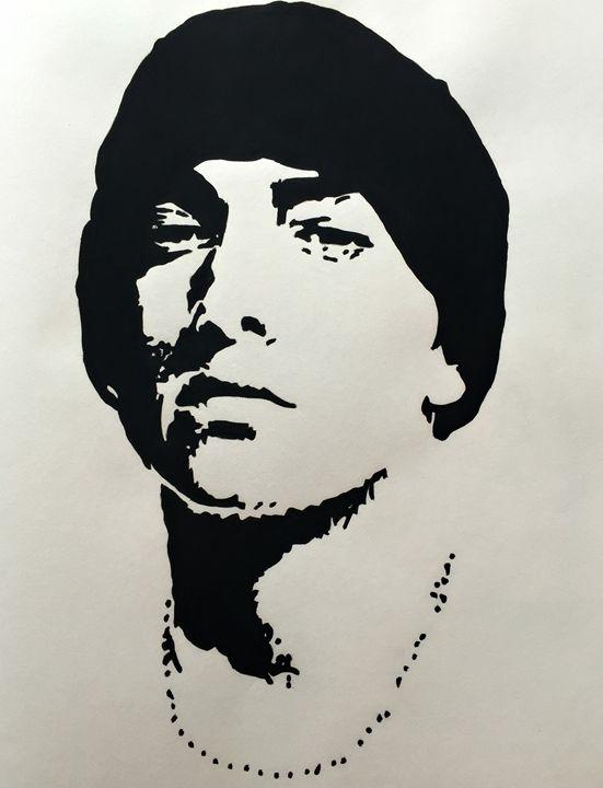 Eminem - Capturing Life: Art by Kanika Wharton