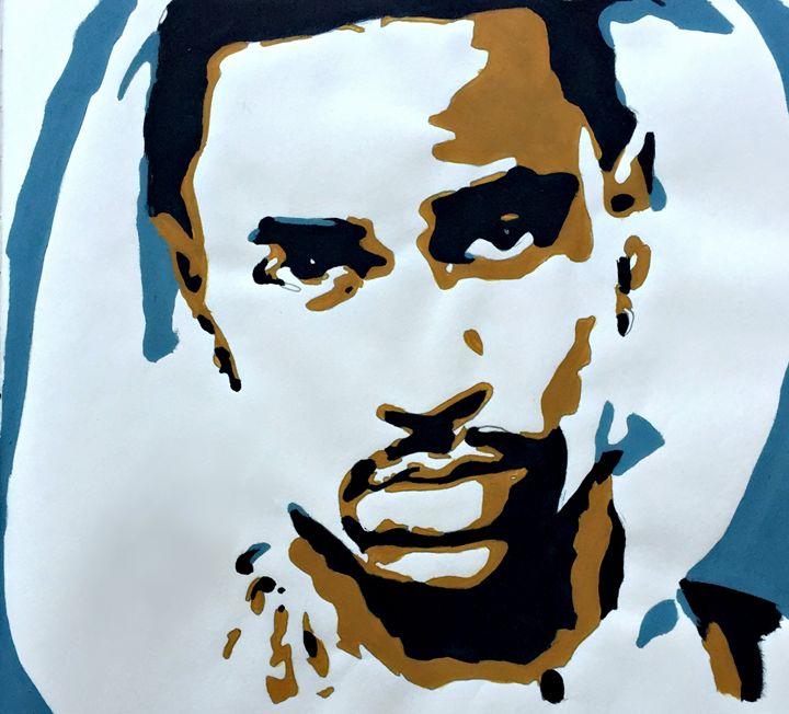 Big Sean - Capturing Life: Art by Kanika Wharton
