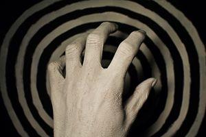 Black & White Hand