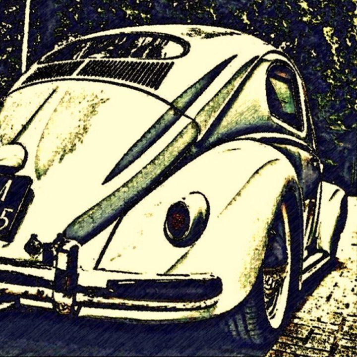 Oval Bug - Beetle-Ink
