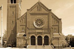 A Welcome Church