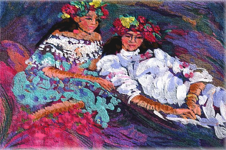 Aloha Bride - artistcollection