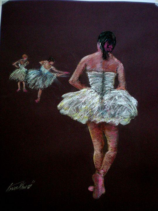 Dress Rehearsal II - artistcollection
