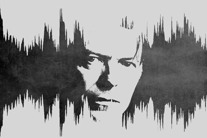 David Bowie -  Pester.rusku