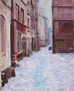 Rue de Marmousets, Paris 1865