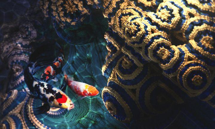 Under the Sea - Zachary P. Humway