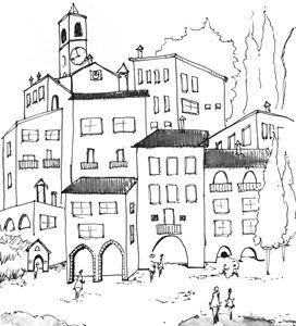 Marcote sketch