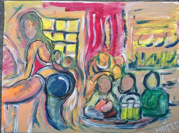 Bar scene - Reeds gallery