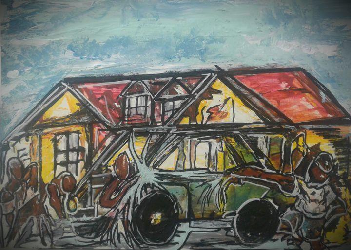 , summertime car wash - Reeds gallery