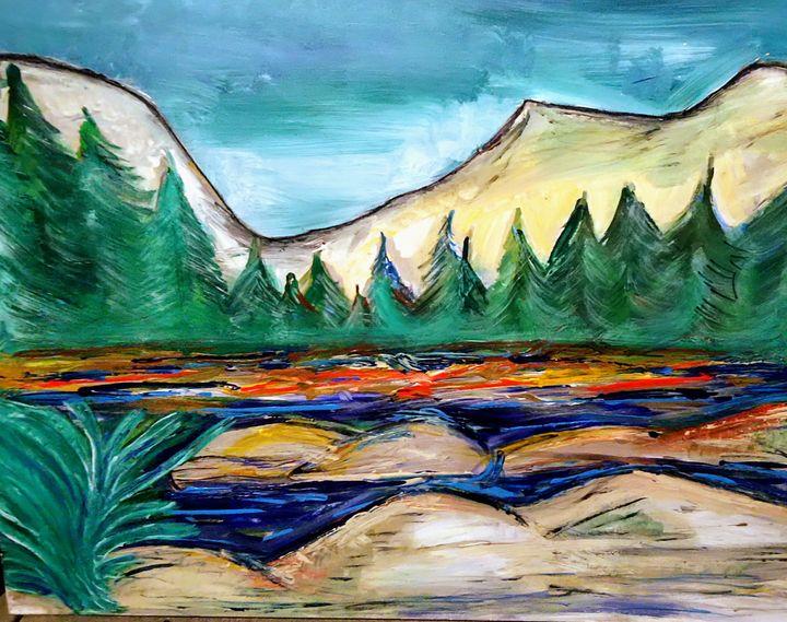 Spring break - Reeds gallery