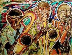 Colorful jazz