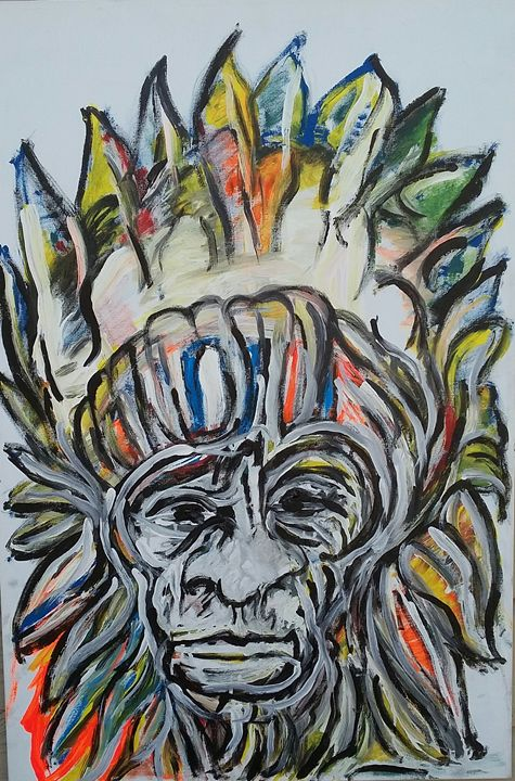 Indian chief - Reeds gallery