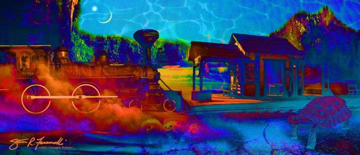 Terrapin Station - Eating Peaches Gallery