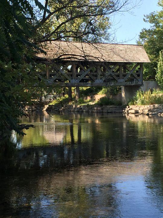covered bridge - misc