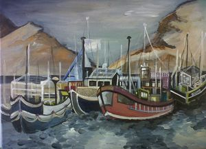 Cape Harbour