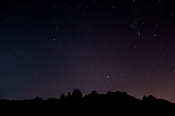 stars and orion - photoel