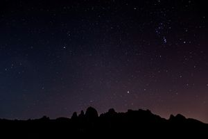 stars and orion