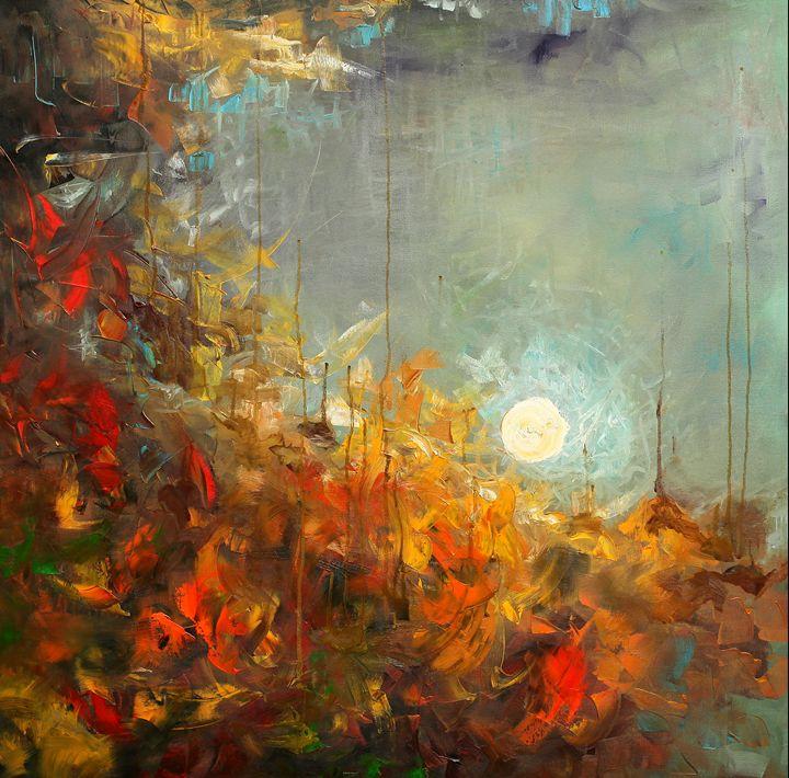 """To the Light"" - Mihaela Ionescu"