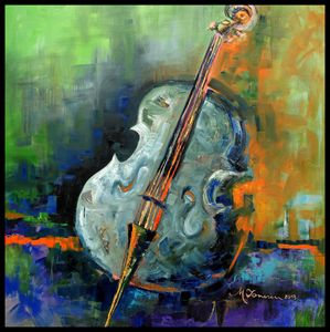 """Cello Sound"""