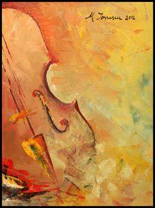 """""""Violin"""" 2"""