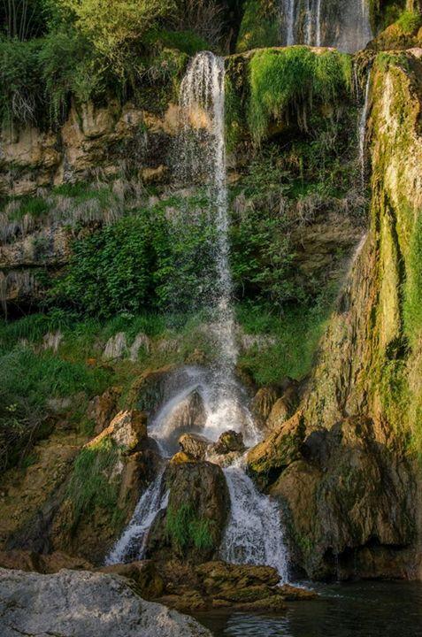 cascade en isère - Joseph