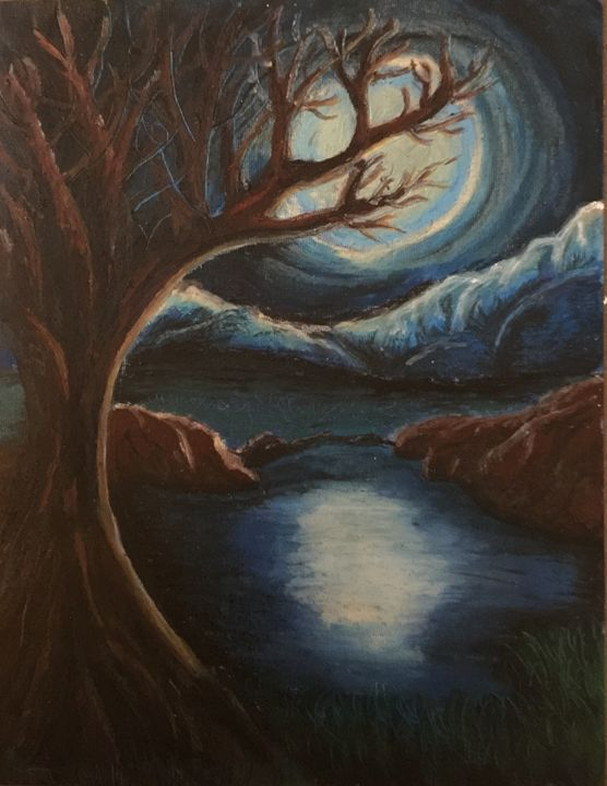 Night Vision - Elizabeth Sassi