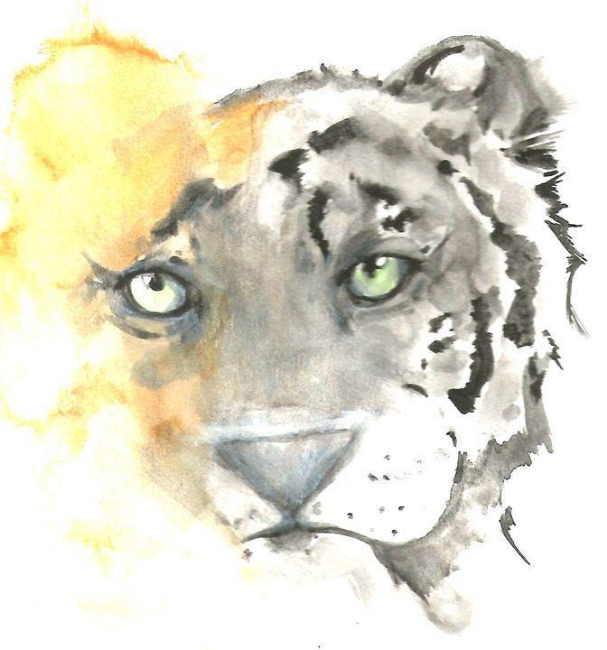 Tigress - Transmundane Elysium