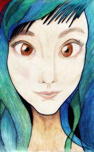 La Blue Lady: Up Close