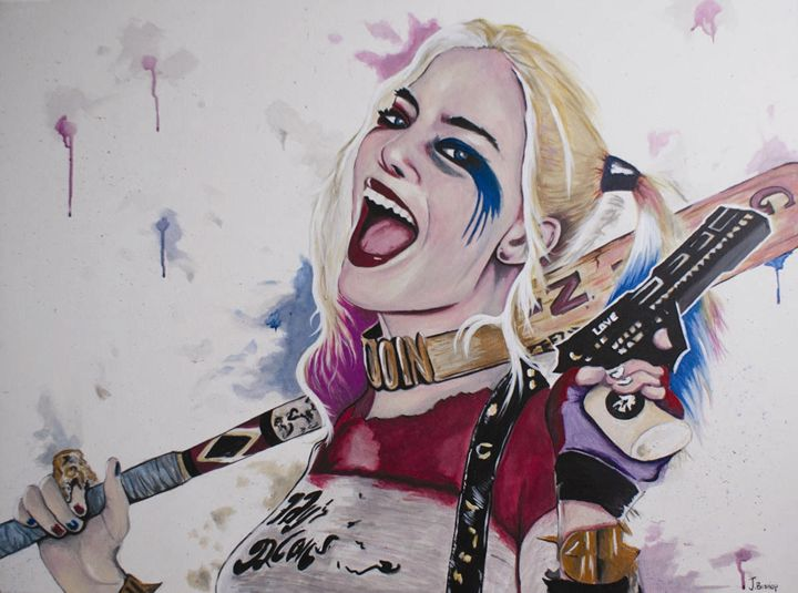 Harley Quinn - JamieBdesigns