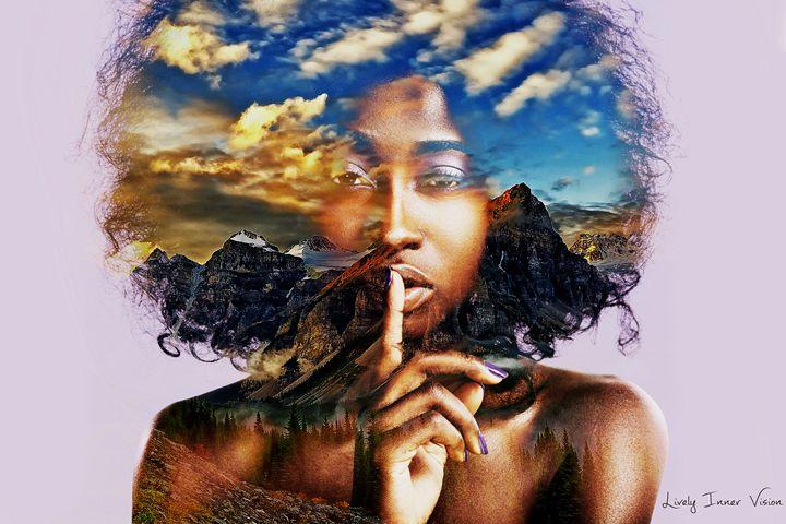 Afro Bliss - Lively Inner Vision
