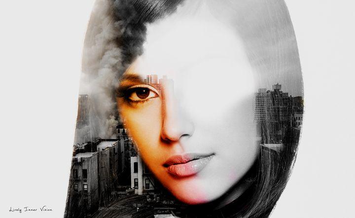 City Face - Lively Inner Vision