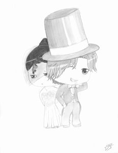 Wedding Chibi