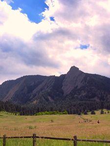 Colorado Flat Irons