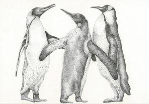 Penguins - Tinker Art
