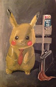 """My Hero Pikachu""[I]"
