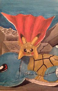 """My Hero Pikachu""[3]"