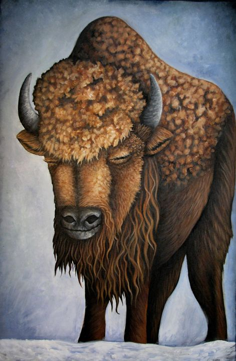 Bison - Sydney M