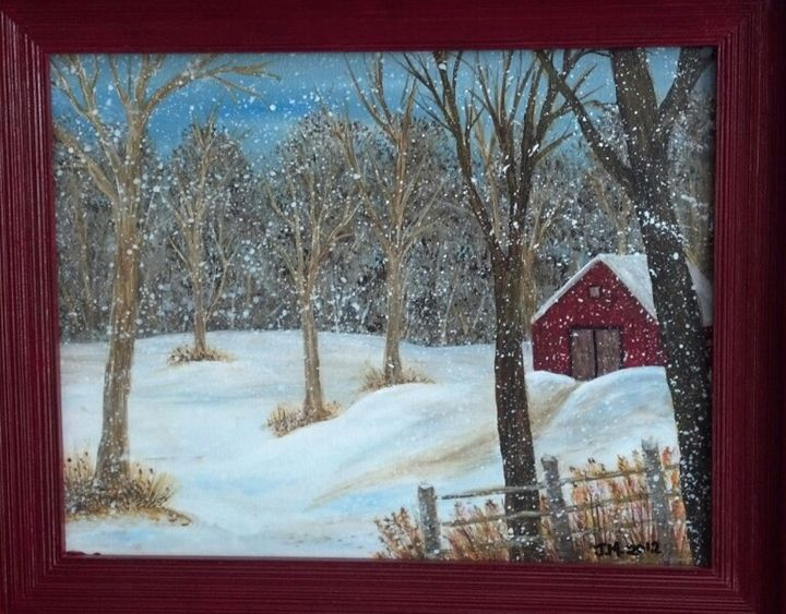 Serene Snow - Joan McDonough