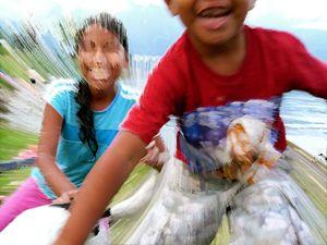 Happy Kids in Guatemala