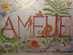 Amelie - An Original Gift