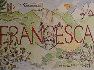 Francesca - An Original Gift