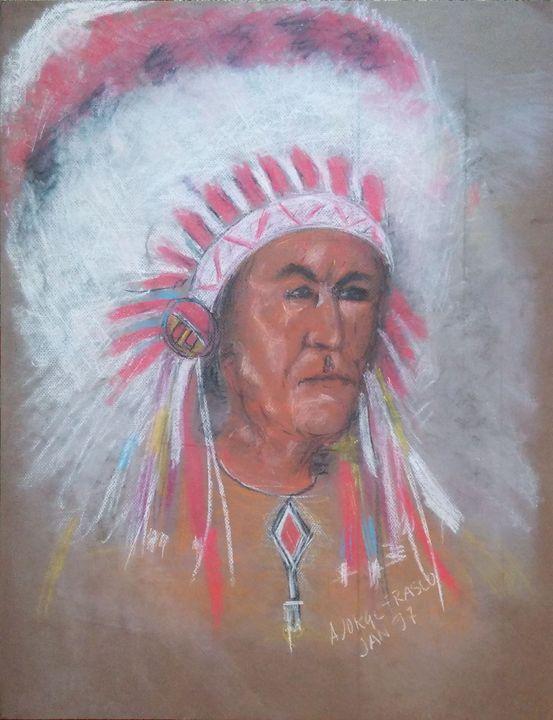 Indigenous - António Jorge Frasco