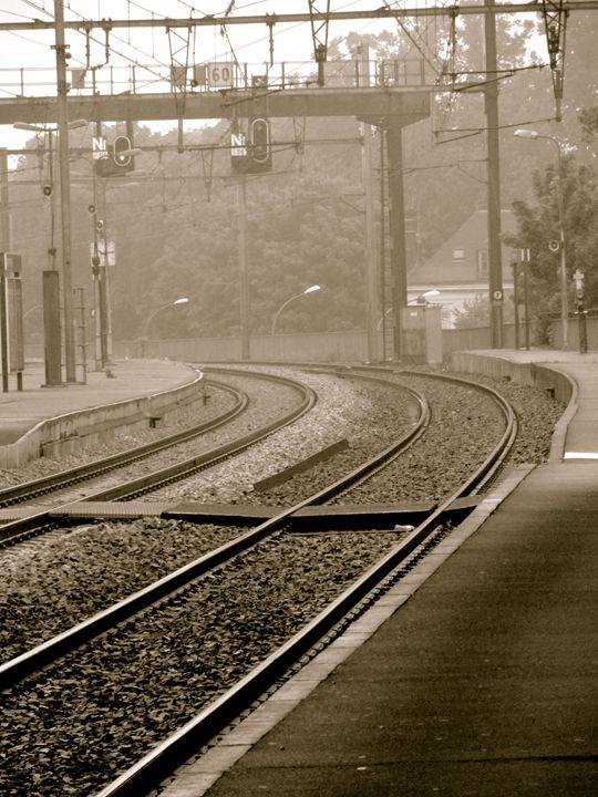 Tracks of Life - Snapshots of a Life